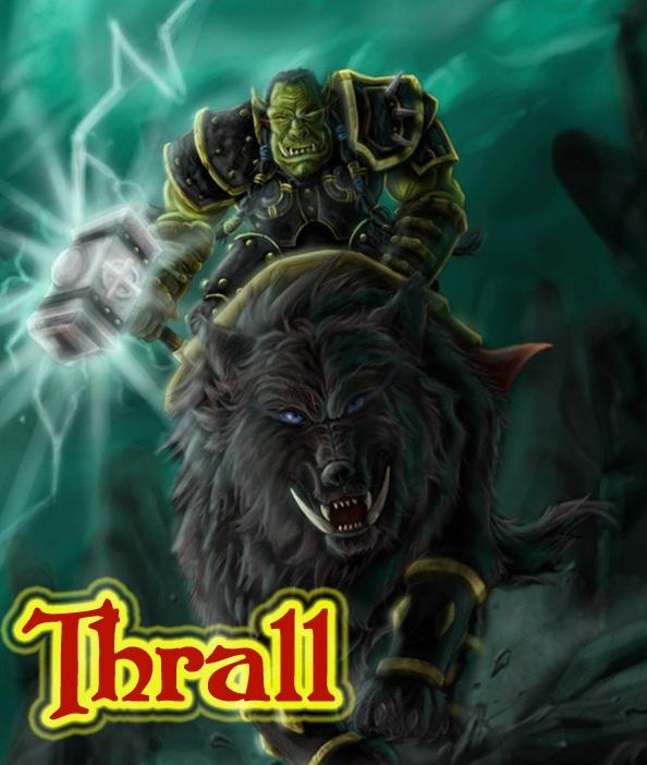 Трал (Thrall) в доте